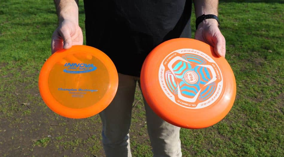 Can You Play Disc Golf With A Regular Frisbee? | Disc Golf ...